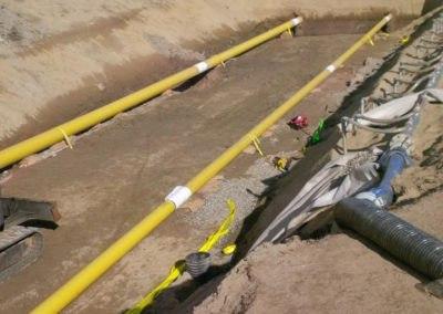 Mackay's Crossing to Pekapeka, V129 Pipeline – New Zealand