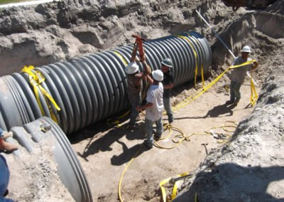 Mesquite Street By-Pass Stormwater CIP Improvements – USA