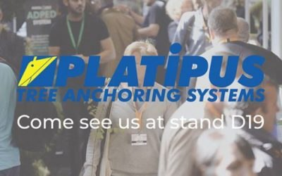Come & See us at the Landscape Show 2018