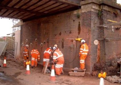 Bridge Repair – West Coast Route Modernisation – UK