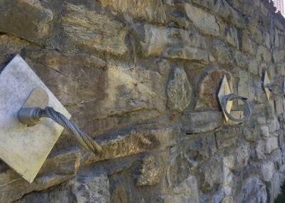 Retaining Wall – Liddes, Switzerland