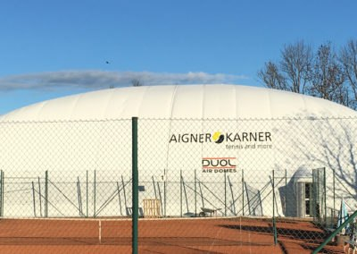 Inflatable Tennis Dome – Munich
