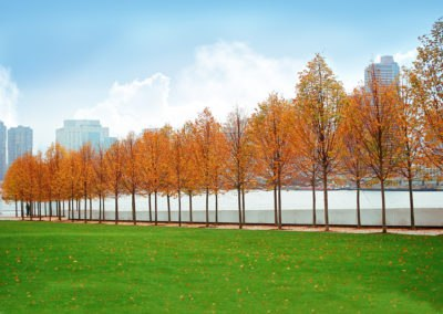 Four Freedoms Park, New York, États-unis