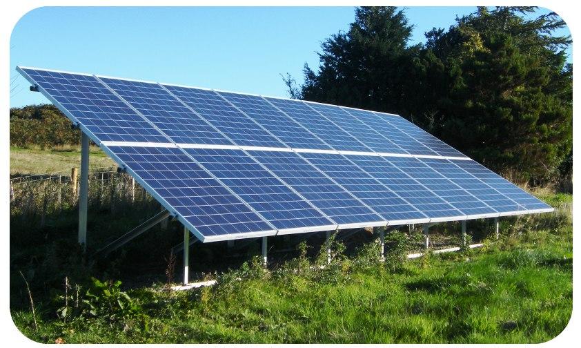 Applications photovoltaïques