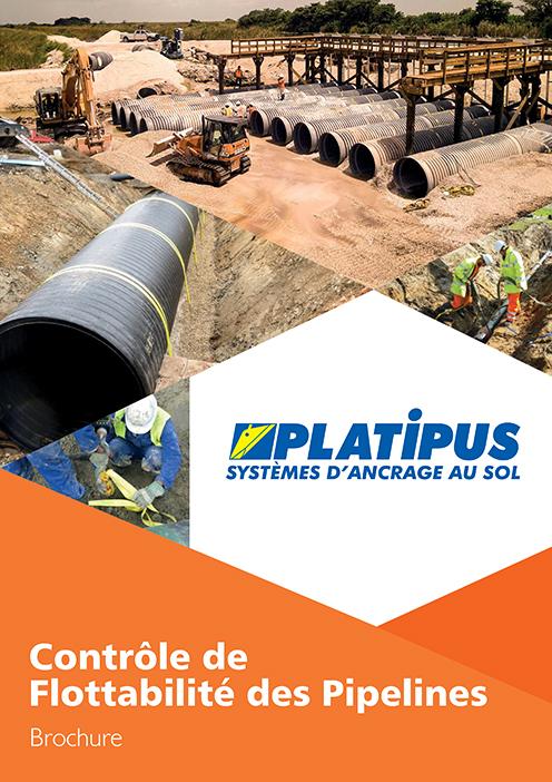 Controle de flottabilitie des pipelines